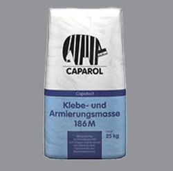 capatect klebe- und armierungsmasse 186 сухие смеси для монтажа теплоизоляции