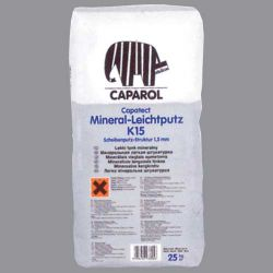 capatect-mineral-leichtputz k15/k20/k30 декоративные штукатурки