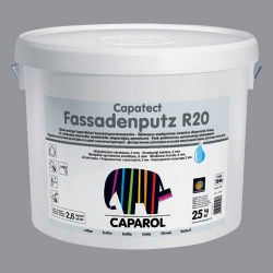 capatect-fassadenputz r20 / r30 декоративные штукатурки