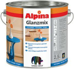 alpina glanzmix эмали
