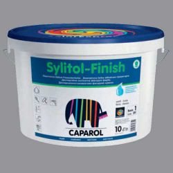 sylitol-finish фасадные краски