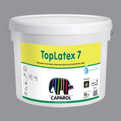 toplatex 7 интерьерные краски